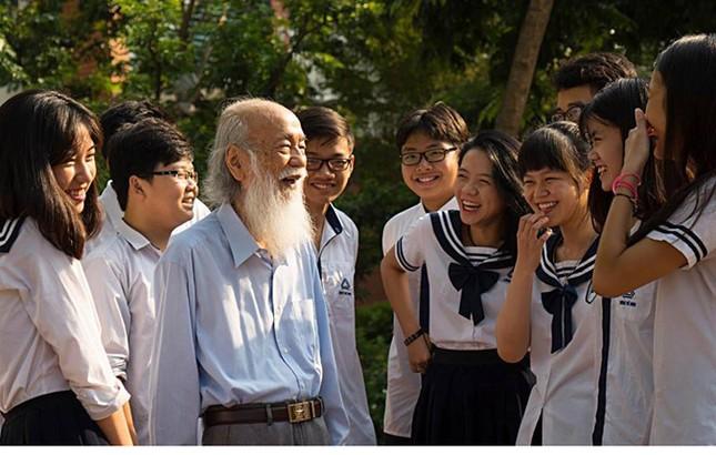 Vĩnh biệt nhà giáo Văn Như Cương: Người lập trường phổ thông dân lập đầu tiên ảnh 1