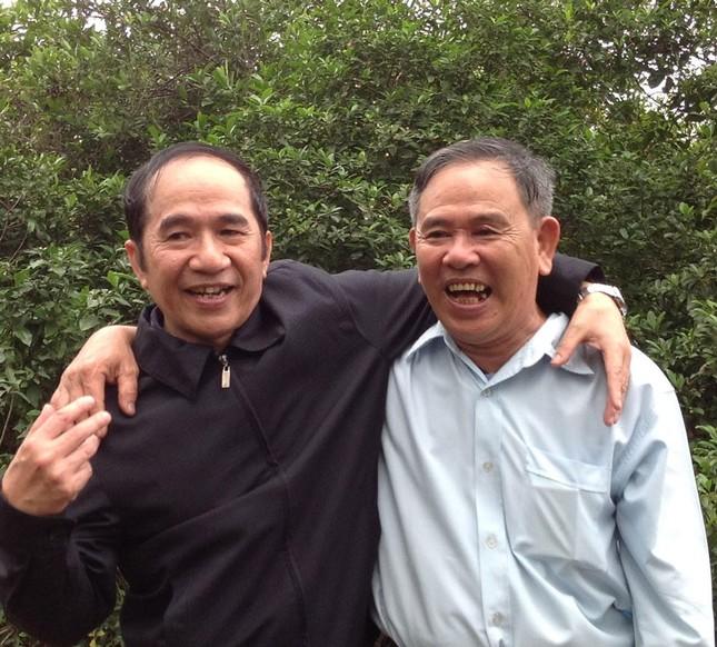 Hai người lính hội ngộ sau 45 năm ảnh 3