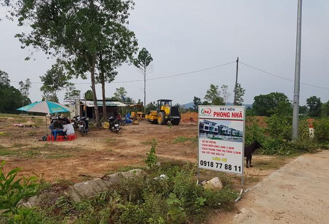 Sốt đất Phú Quốc: Loạn phân lô bán nền đất nông nghiệp ảnh 1