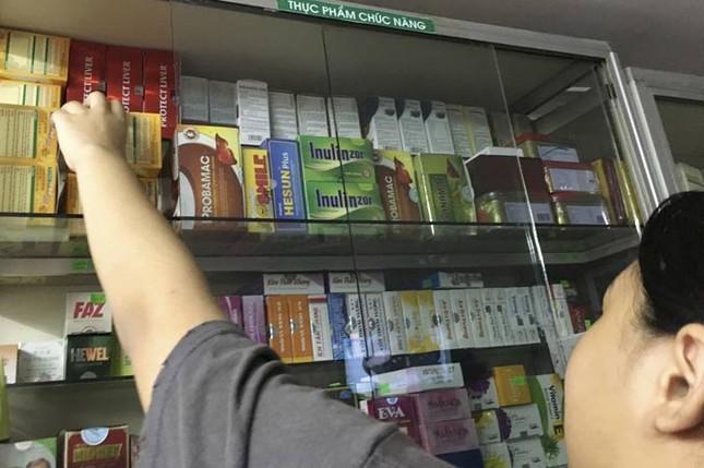 Bát nháo thị trường thực phẩm chức năng ảnh 1