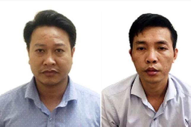 Vụ gian lận điểm thi ở Hòa Bình: Chuyện về hai cán bộ bị bắt ảnh 2