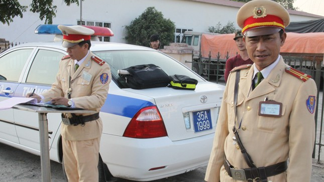 Thanh tra Bộ Công an sẽ bí mật ghi hình CSGT ảnh 1