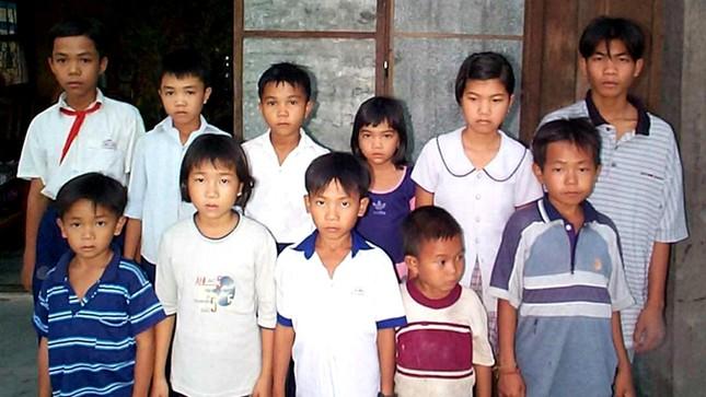 Huỳnh Văn Nén và án oan kép: Những đứa trẻ vườn điều ảnh 1