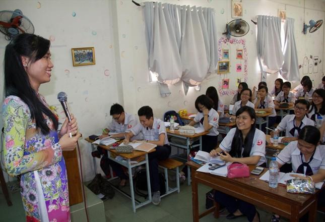 Thưởng Tết giáo viên