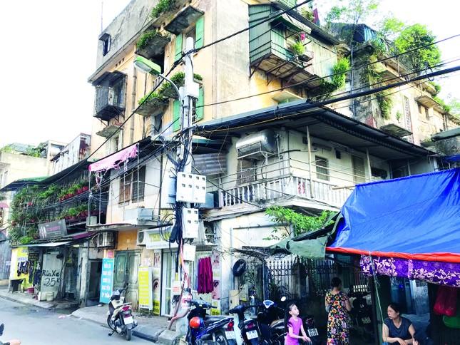 Cải tạo chung cư cũ tại Hà Nội: Không để người dân 'đánh đu' với nhà đầu tư! ảnh 2
