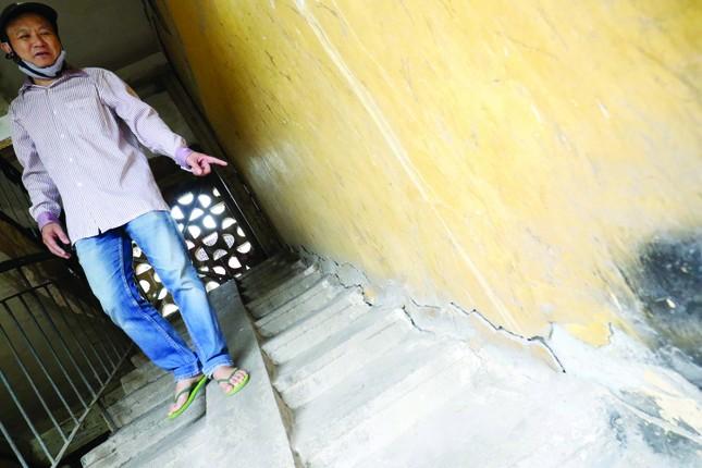 Cải tạo chung cư cũ tại Hà Nội: Không để người dân 'đánh đu' với nhà đầu tư! ảnh 3