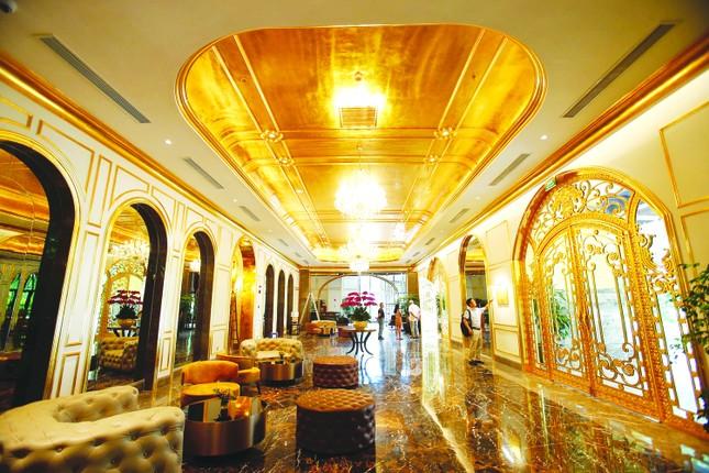 Hà Nội Golden Lake, khách sạn dát vàng có một không hai ảnh 3