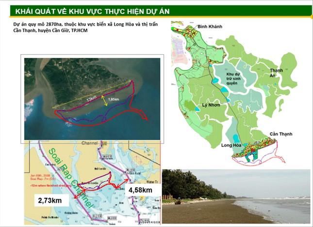 Dự án Cần Giờ tác động không đáng kể rừng ngập mặn ảnh 1