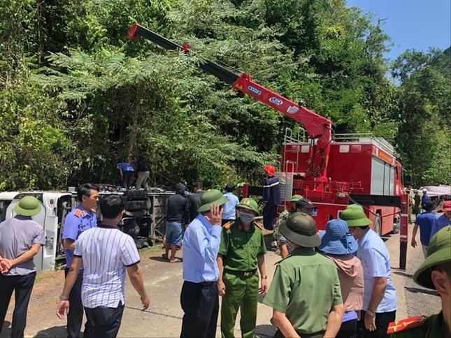Khởi tố chủ xe vụ tai nạn khiến 36 người thương vong ở Quảng Bình ảnh 2