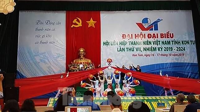 Anh A Xay được bầu giữ chức Chủ tịch Hội LHTN Việt Nam tỉnh Kon Tum ảnh 1