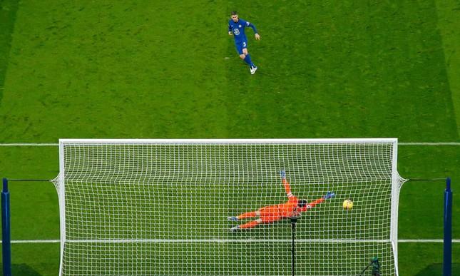 Đánh bại Tottenham, Chelsea tiếp tục bất bại dưới thời HLV Tuchel ảnh 1