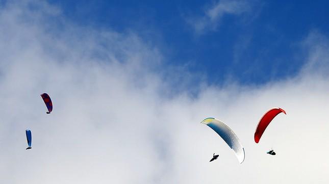 100 phi công lượn trên đỉnh Putaleng ở Lai Châu ảnh 6