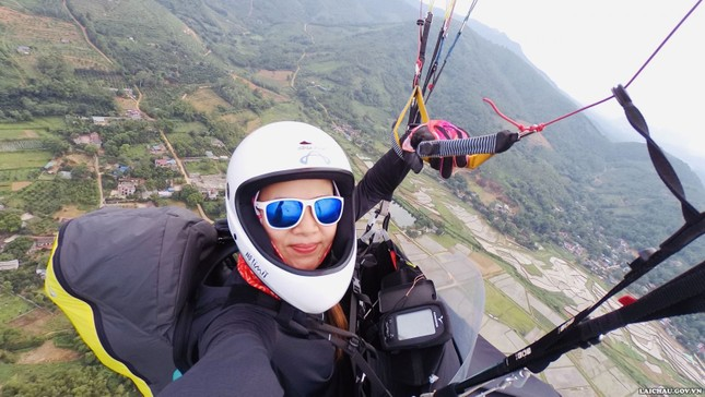 100 phi công lượn trên đỉnh Putaleng ở Lai Châu ảnh 5