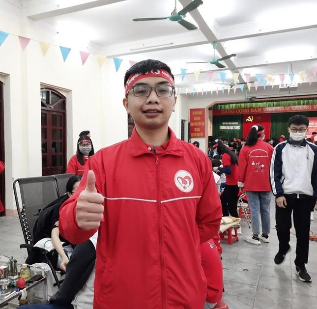 Sinh viên Đại học Y dược Thái Nguyên: Giọt máu cho đi là giọt máu còn mãi ảnh 9