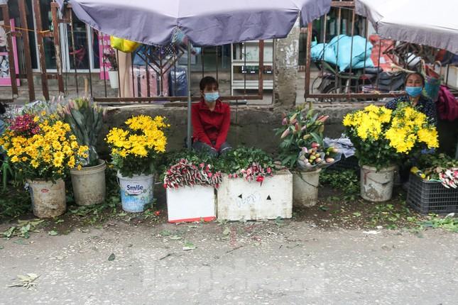 Rằm tháng Giêng, làng Tây Tựu lo 'sốt vó' vì hoa ế ẩm ảnh 1