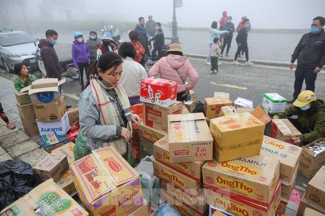 Chỉ trong 2 tiếng, ông Đoàn Ngọc Hải kêu gọi ủng hộ 30.000 hộp sữa cho trẻ em nghèo ảnh 5