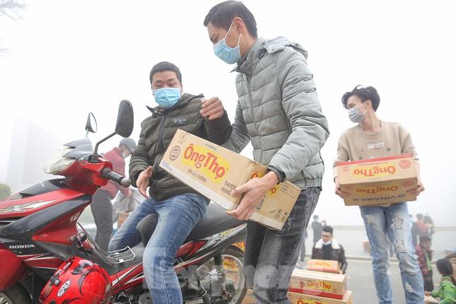 Chỉ trong 2 tiếng, ông Đoàn Ngọc Hải kêu gọi ủng hộ 30.000 hộp sữa cho trẻ em nghèo ảnh 3