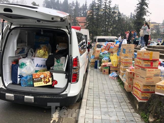 Chỉ trong 2 tiếng, ông Đoàn Ngọc Hải kêu gọi ủng hộ 30.000 hộp sữa cho trẻ em nghèo ảnh 2