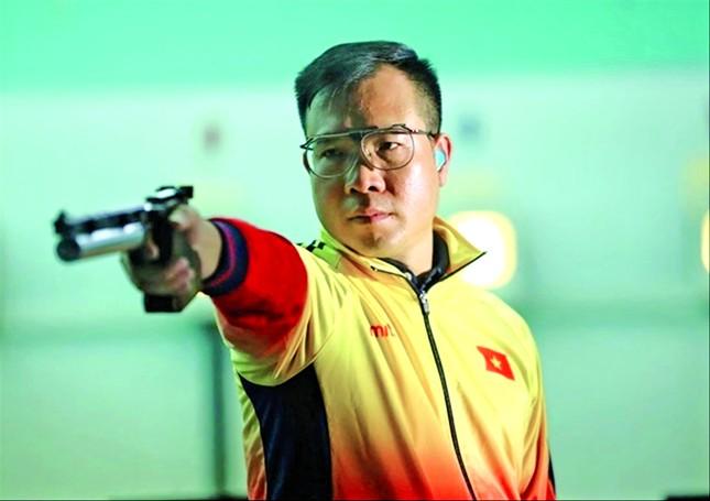 Đằng sau quyết định chia tay SEA Games của Hoàng Xuân Vinh ảnh 2