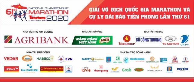 Tiền Phong Marathon 2020: Chiếc bể ngâm đá đặc biệt ở Lý Sơn ảnh 7