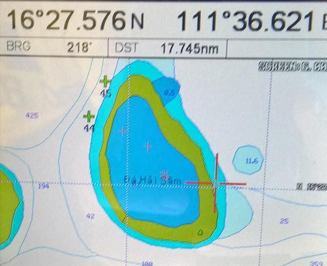 Nơi hải chiến Hoàng Sa, bây giờ: Kỹ năng thoát hiểm ảnh 1