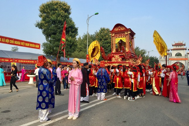 Biểu tượng trường tồn cho tinh thần phụ nữ Việt ảnh 1