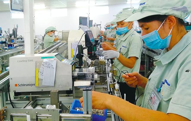 Hà Nam tạo sức bật và vị thế phát triển từ thu hút đầu tư FDI ảnh 3