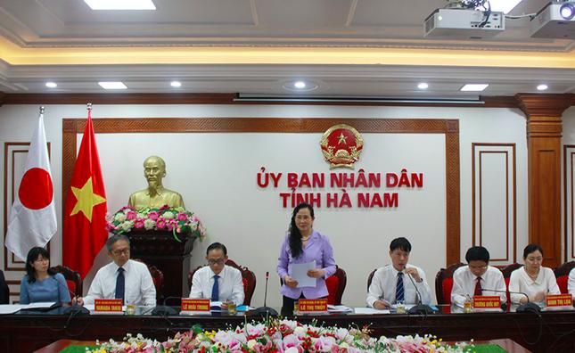 Hà Nam tạo sức bật và vị thế phát triển từ thu hút đầu tư FDI ảnh 1