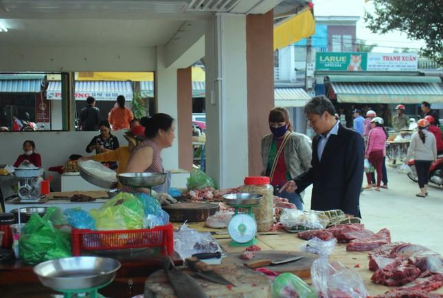 Niềm vui chợ Thanh Bình ảnh 1
