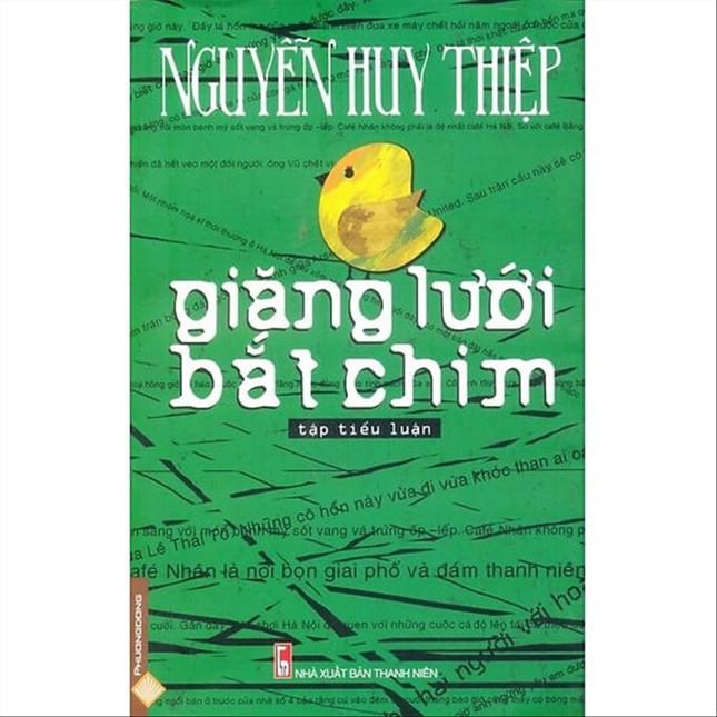 Nhớngày Nguyễn Huy Thiệp viết cho Tiền Phong ảnh 1