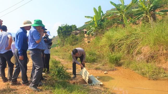 Kỳ lạ kênh dẫn nước dưới lòng đất, xã nghèo nhất Đắk Nông kêu cứu ảnh 4
