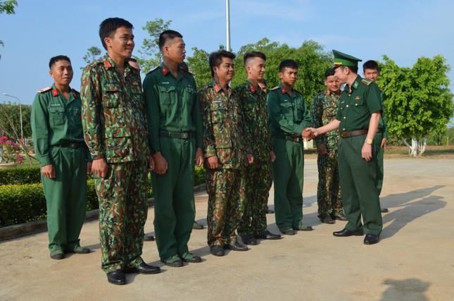 Điều thêm lực lượng tuần tra biên giới Campuchia ảnh 1