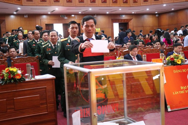 Ông Bùi Văn Cường tái cử Bí thư Tỉnh ủy Đắk Lắk ảnh 1