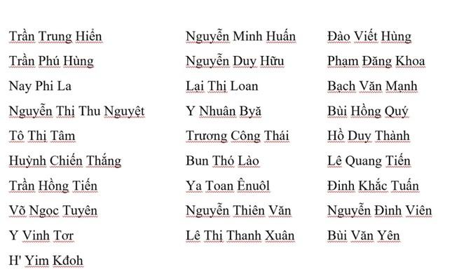 Ông Bùi Văn Cường tái cử Bí thư Tỉnh ủy Đắk Lắk ảnh 2
