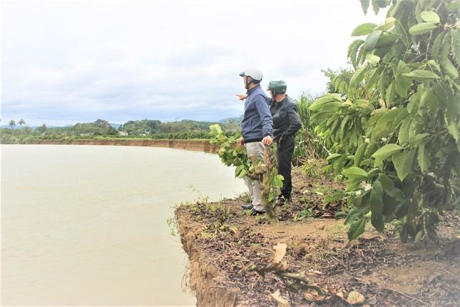 Bất lực nhìn sông Krông Nô 'ngoạm' đất trồng trọt nghiêm trọng ảnh 3