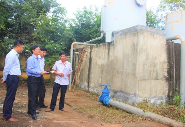 Công trình cấp nước tiền tỷ bỏ hoang: Lỗi của ai? ảnh 2