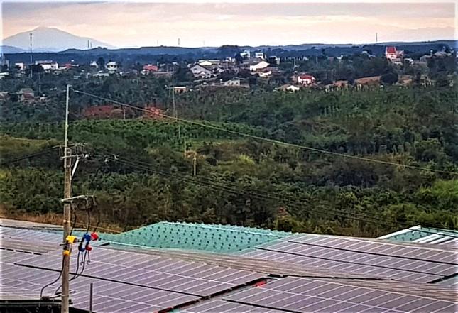 Hàng nghìn tấm pin mặt trời bất ngờ bị tháo: Nhiều vấn đề cần làm rõ ảnh 1