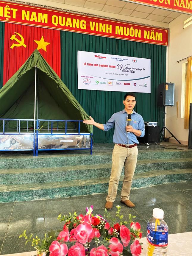 Báo Tiền Phong và tỉnh Đắk Lắk tiếp tục hỗ trợ vùng 'rốn lũ' Đắk Liêng ảnh 6