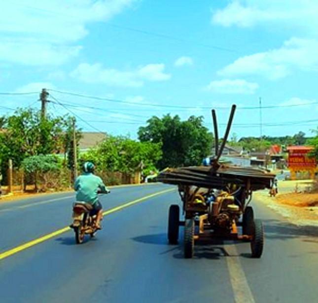 Nông dân Đắk Lắk quên Tết, hối hả tưới cà phê ảnh 4