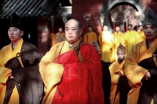 Trụ trì Thiếu Lâm Tự xuống núi, làm trọng tài cho màn đấu võ 'Thái Sơn Bắc Đẩu' ảnh 1