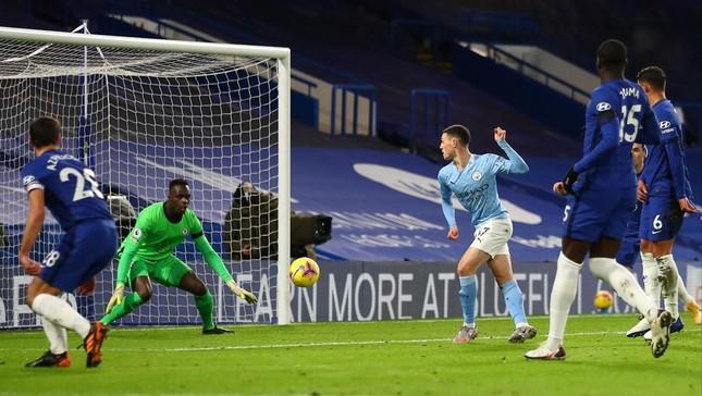 Lịch sử đối đầu Man City vs Chelsea: Có 'thần tài' Tuchel, The Blues chiếm ưu thế ảnh 3