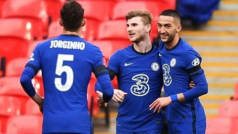 Lịch sử đối đầu Man City vs Chelsea: Có 'thần tài' Tuchel, The Blues chiếm ưu thế ảnh 4