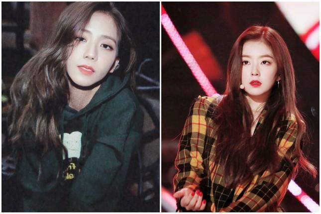 Tranh cãi nhan sắc của Jisoo (Blackpink) và Irene (Red Velvet) ảnh 1