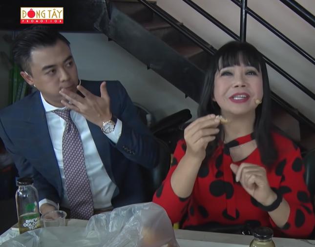 MC Lại Văn Sâm nhận xét bất ngờ về NSND Tự Long ảnh 3