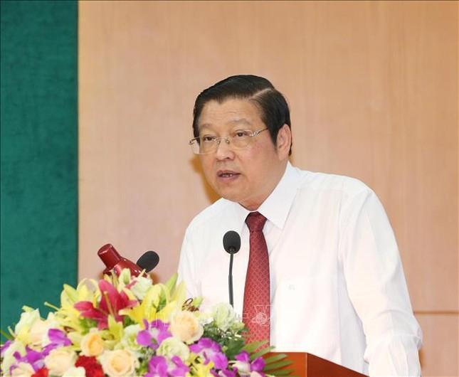 Trưởng Ban Nội chính Trung ương làm việc tại tỉnh Phú Thọ ảnh 1