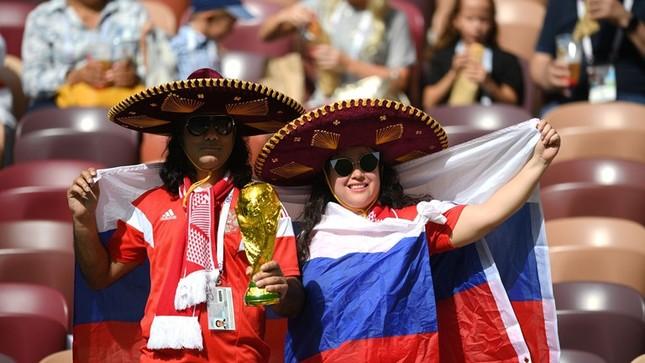Thắng nghẹt thở Tây Ban Nha bằng 'đấu súng', Nga tiến vào tứ kết ảnh 3
