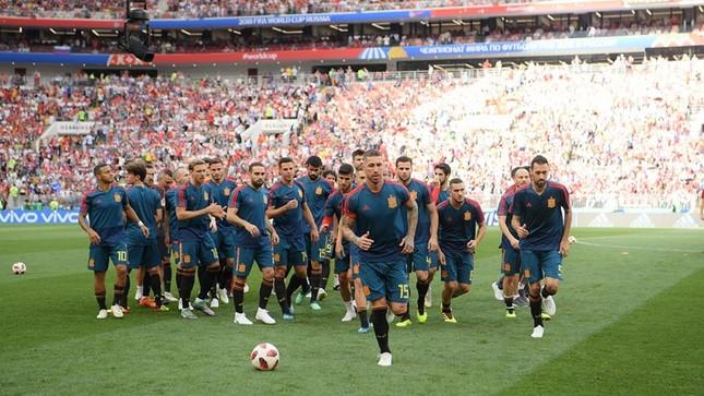 Thắng nghẹt thở Tây Ban Nha bằng 'đấu súng', Nga tiến vào tứ kết ảnh 10
