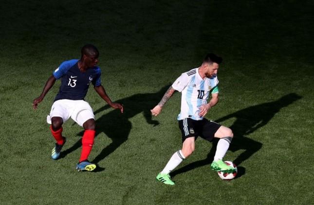 HLV tuyển Pháp 'giải mật' kế sách vô hiệu hóa Messi ảnh 1