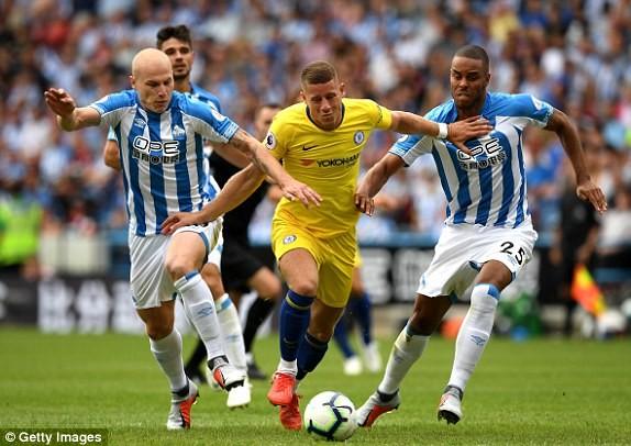 Thắng '3 sao' trận ra quân, Chelsea lên ngôi đầu Ngoại hạng Anh ảnh 15