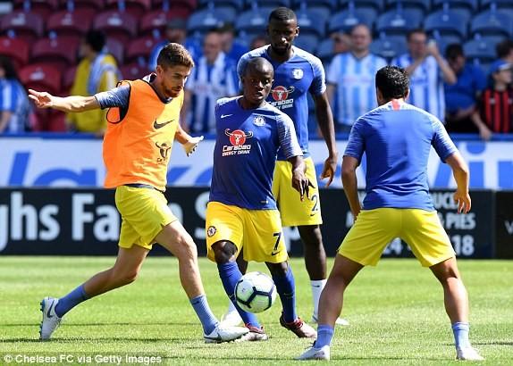 Thắng '3 sao' trận ra quân, Chelsea lên ngôi đầu Ngoại hạng Anh ảnh 7